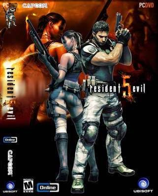 Resident Evil 5 Jogos Torrent Download capa