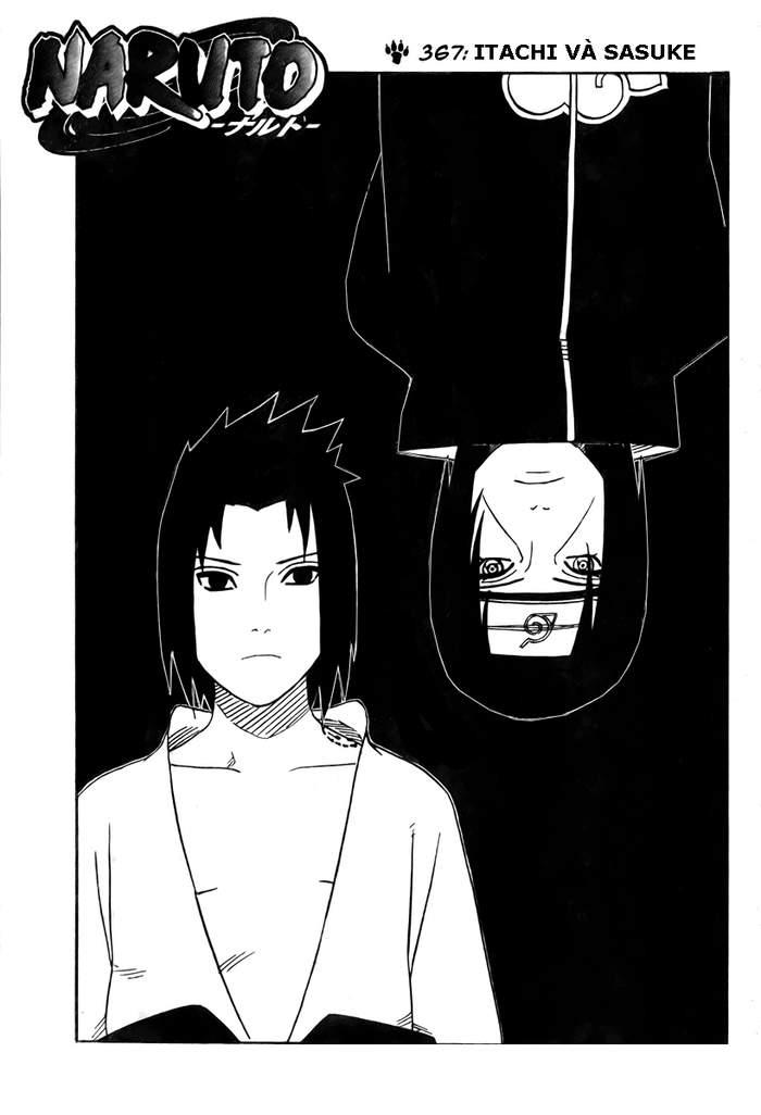 Naruto - Chapter 367 - Pic 1