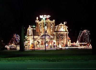 luces+de+navidad+sorprendentes Imagenes de luces navideñas.