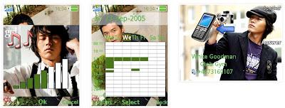 玄彬SonyEricsson手機主題for Elm/Hazel/Yari/W20﹝240x320﹞