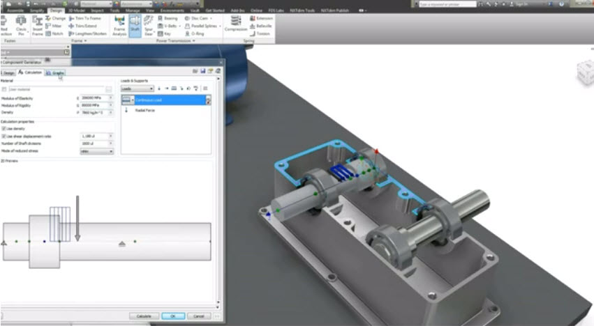 inventor frame generator tutorial pdf
