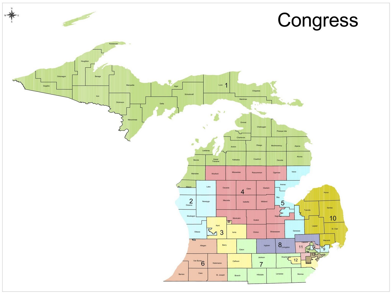 Michigan 5th Congressional District Election Preview