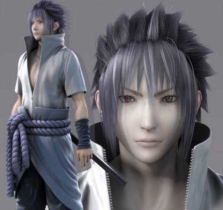 Gaya Model Potongan Rambut Sasuke Dan Cara Menirunya Dunia Laki Laki - Gaya rambut harajuku pendek pria