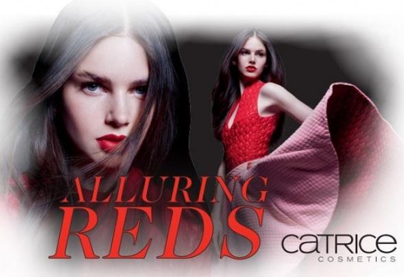 CATRICE - Alluring Reds