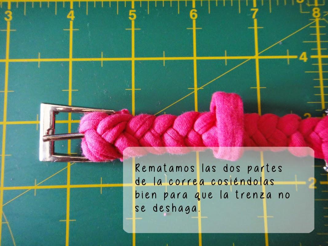 DIY- Correa de reloj - Paso 6