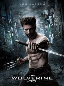 Poster Of The Wolverine (2013) Full English Movie Watch Online Free Download At Downloadingzoo.Com