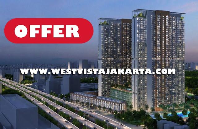 Promo Bayar Terbaru West Vista Jakarta