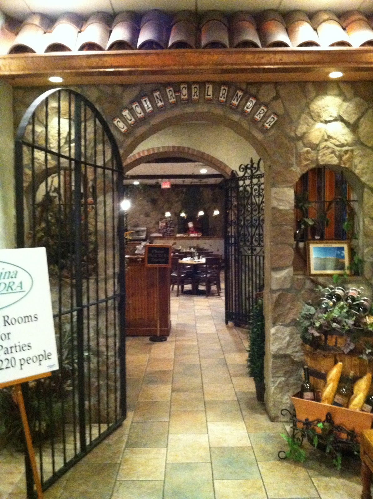 Taste Of Hawaii Cucina Calandra Fairfield New Jersey