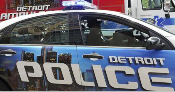 Detroit less violent in 2014