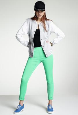 Primark primavera 2013 pantalones colores