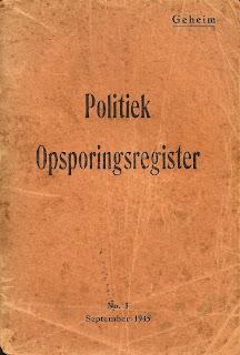 Politieke Opsporingsdienst