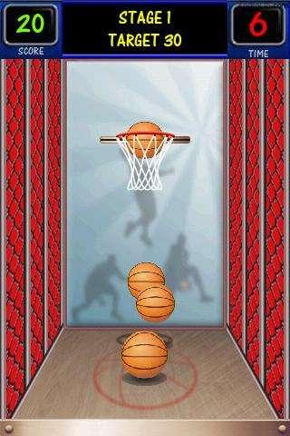 Basketbol Şut Yarışması Oyunu
