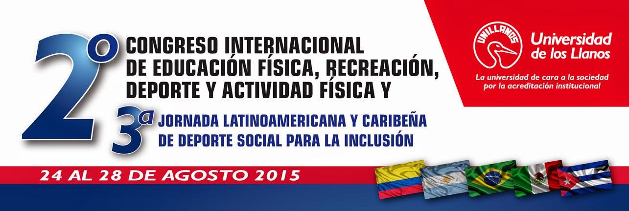 II CONGRESO INTERNACIONAL DE EDUCACIÓN FÍSICA