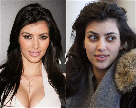 kourtney kardashian no makeup. Kim Kardashian. Teri Hatcher