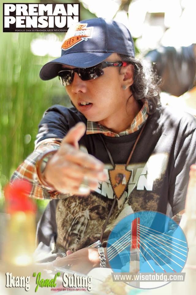 foto kang Sulung Pemeran Bos Jamal di Sinetron Preman Pensiun