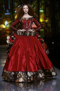Alternative Wedding Dresses for Gothic Wedding Ceremony