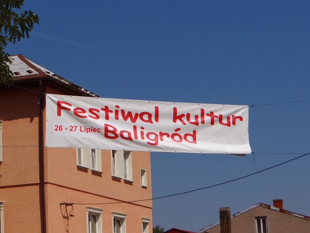 Festiwal kultur Baligród
