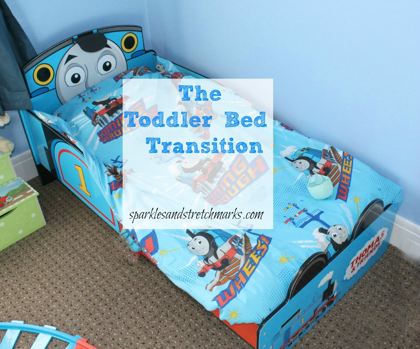 The Toddler Bed Transition Your Chance To WIN A Thomas