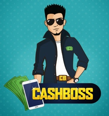 Free Recharge App - Rs 20 per refer CashBoss