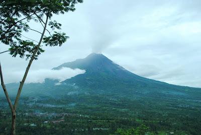 Wisata Gunung Merapi Magelang