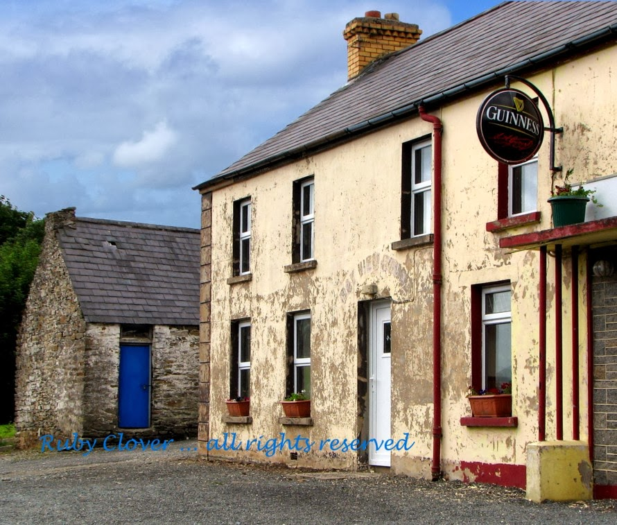 Derelict in Donegal, Inishowen Pub Photo
