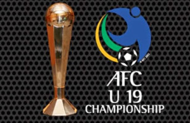 Hasil Lengkap Resmi Undian Piala Asia U19 Myanmar