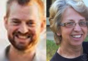 Dr. Kent Brantly and Nancy Writebol were stricken with the ebola  virus while assisting ebola victims in Africa and given an experimental  serum. Both were flown back to the US for further treatment.