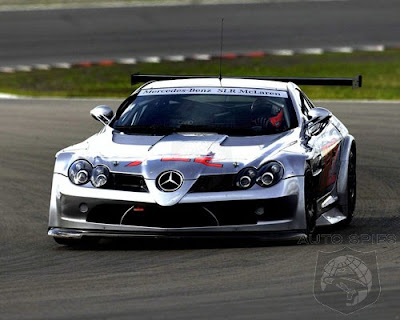 SLR McLaren 2011