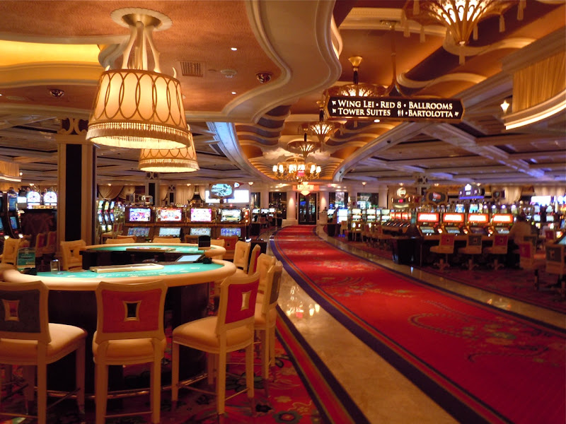 list las vegas casinos