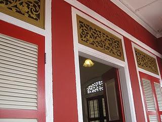The green dream house in sri lanka for Door window design sri lanka