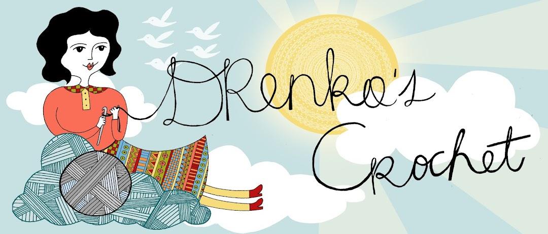 Drenka's Crochet // Хеклано од Дренка