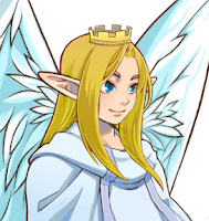 Angel Bust - Angel Character Set (RMVX/VXA)