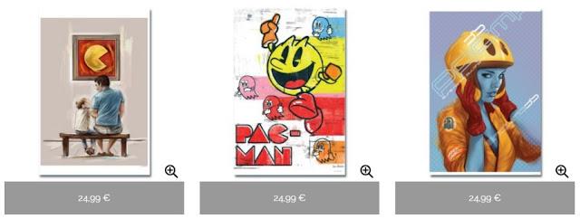 Pac-Man - Design 35e anniversaire