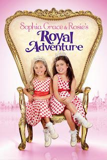 Watch Sophia Grace & Rosie's Royal Adventure (2014) movie free online