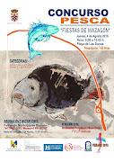 """CONCURSO DE PESCA """"FIESTAS DE MAZAGÓN"""""""