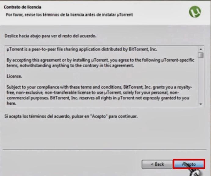 Utorrent без установки