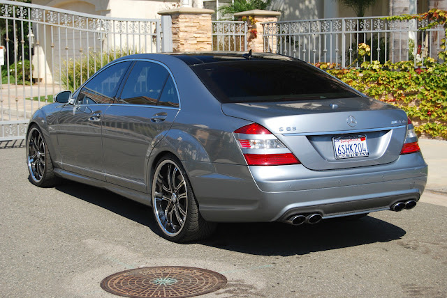 mercedes 22 inch wheels