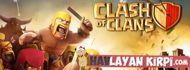 Clash of Clans Hileleri