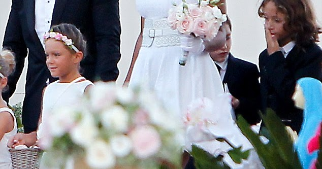 When Love Takes Over David Guetta Renews Wedding Vows As He Celebrates 20 Year Marriage To Wife Cathy Celebs News