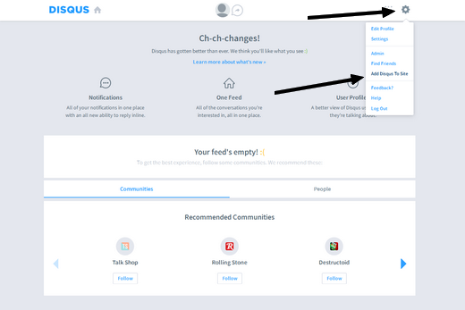 How to Add Disqus Comment System to Blogger
