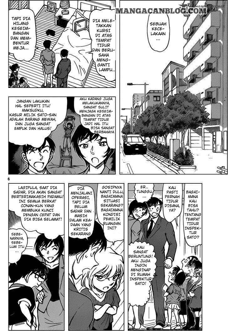 Dilarang COPAS - situs resmi www.mangacanblog.com - Komik detective conan 867 - anak yang jahat 868 Indonesia detective conan 867 - anak yang jahat Terbaru 6 Baca Manga Komik Indonesia Mangacan
