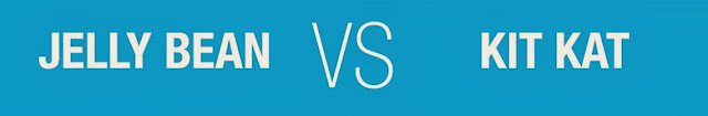 internetjar blog jelly bean vs kitkat