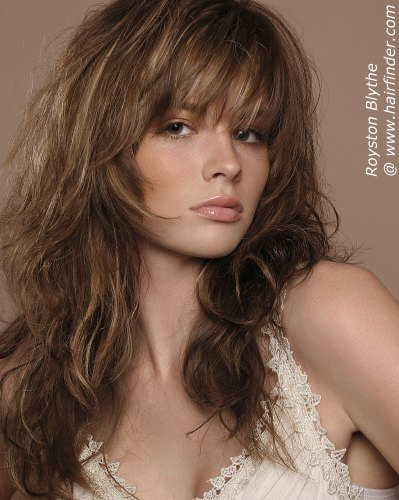 with girls long layered hair styles is particularly a good look when ...