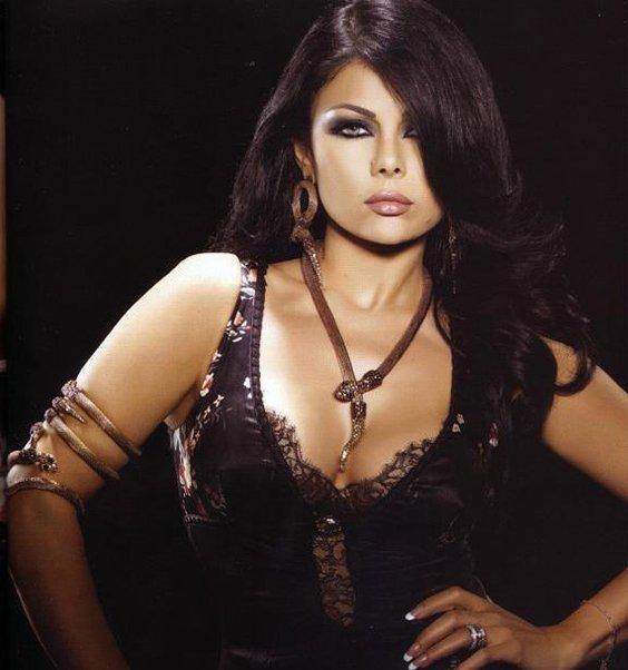 haifa wehbe daughter. Haifa Wehbe