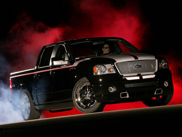 Cars Ford-F-150 Foose Edition (2008) Photo Gallery Wallpapers