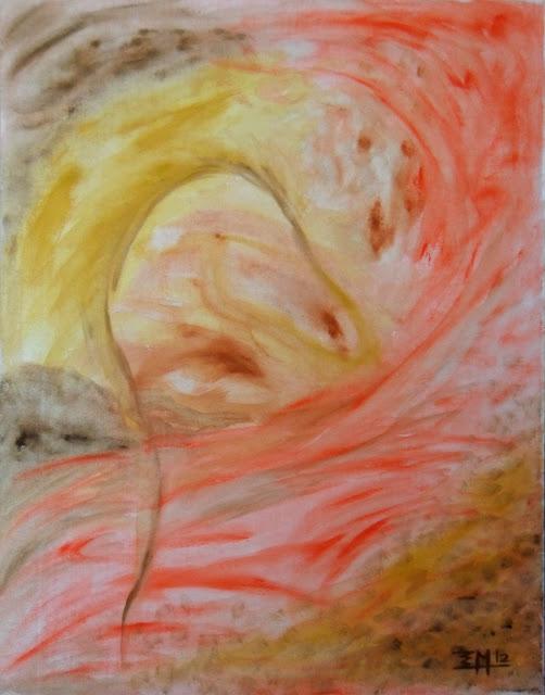 expresionismo abstracto www.eliasmonsalve.com