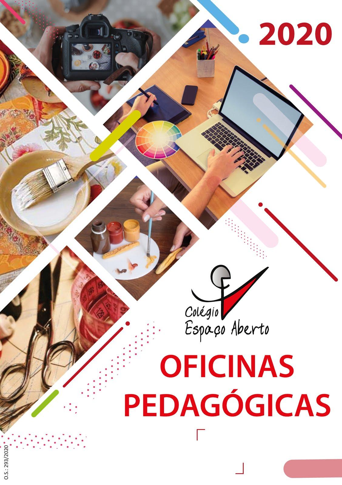 Oficinas Pedagógicas 2020