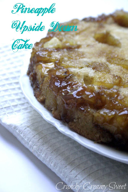 pineapplecake1aa Back to Classics: Pineapple Upside Down Cake