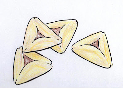 draw oznei haman ears