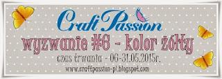 http://craftpassion-pl.blogspot.com/2015/05/wyzwanie-6-kolor-zoty.html